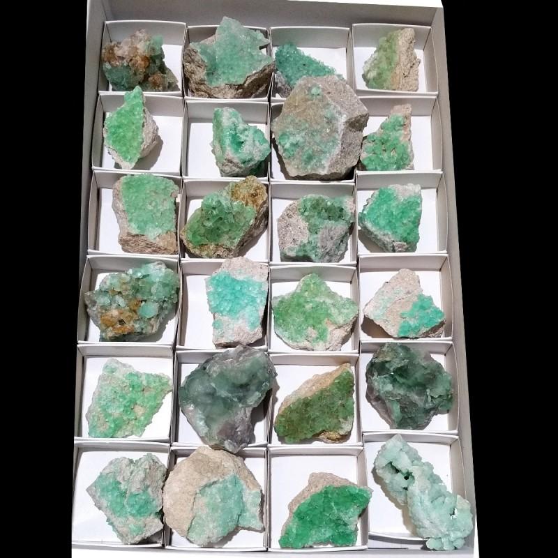 Fluorite Flat (Papiol) 6x6