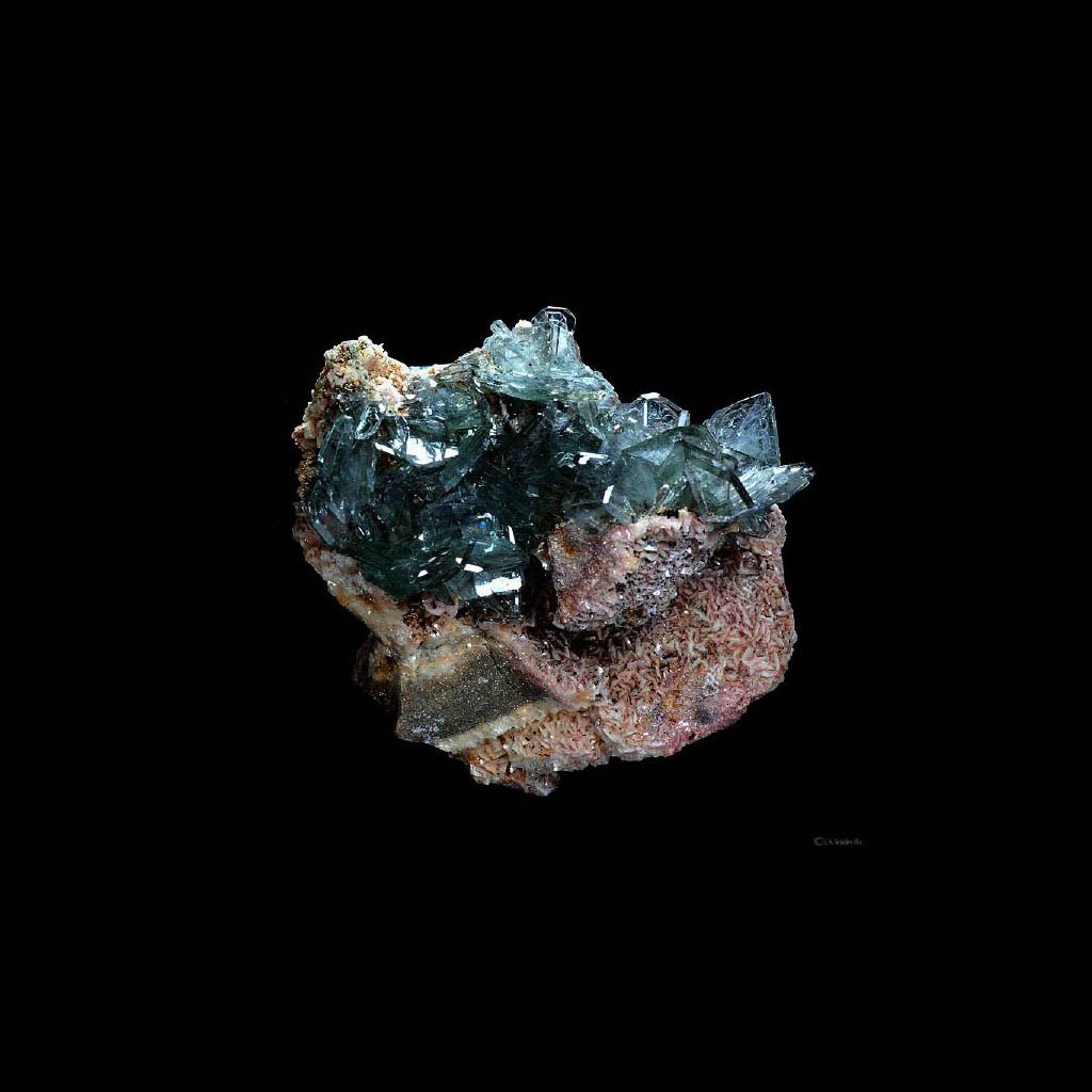 barite dating The m'goun unesco global geopark is located some 100 km from marrakech and 330 km from casablanca, in the middle of the chain of the central high atlas.