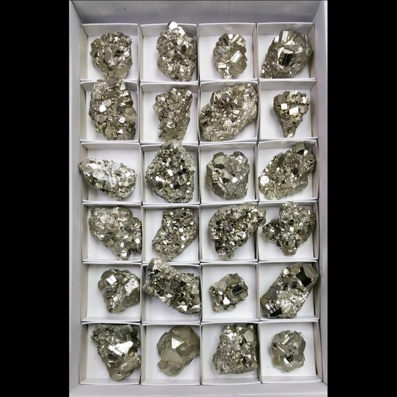 Pyrite Flat (Peru) 6x6