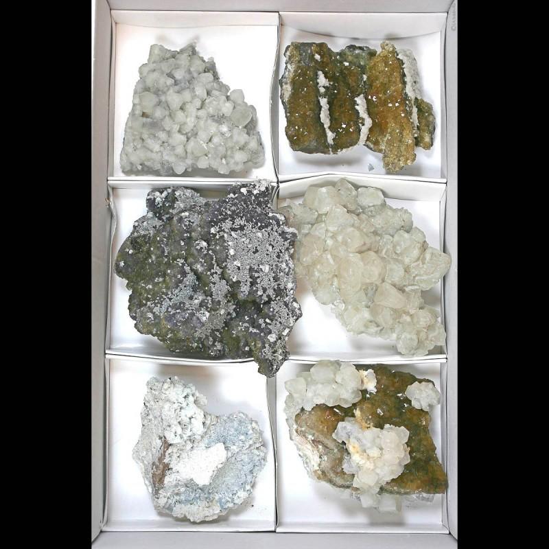 Fluorite Flat (Moscona) 13x13