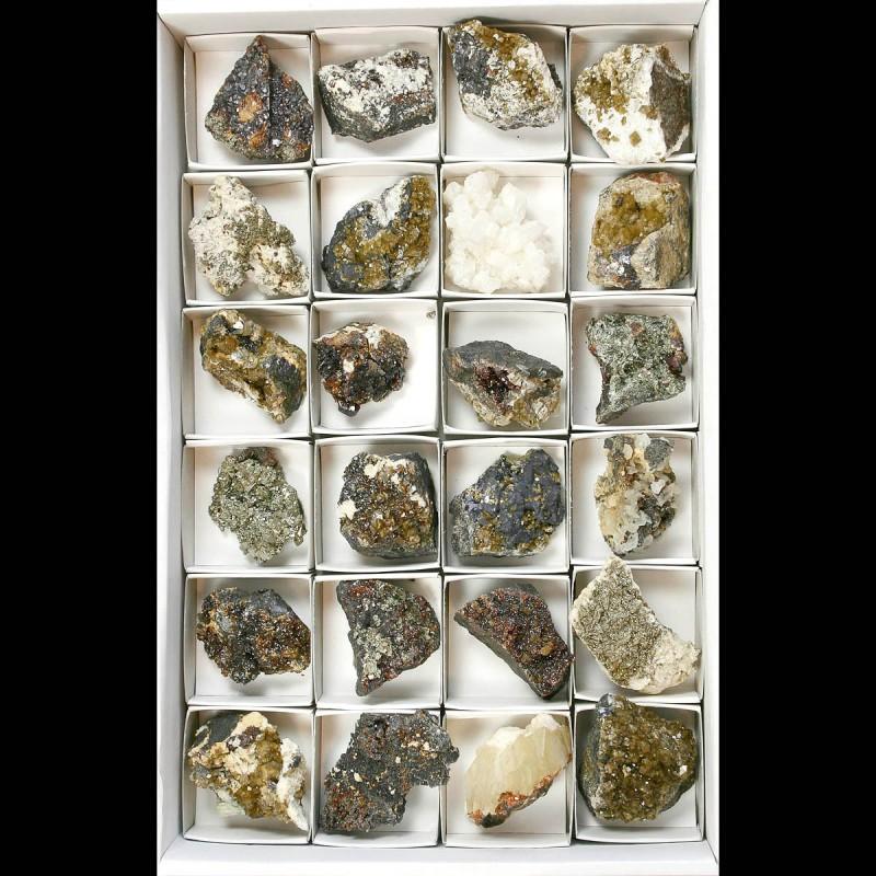 Sphalerite Flat (Troya) 6x6